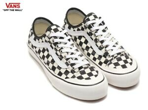 35eff486b8c0 Image is loading Vans-Checkerboard-Style-36-Decon-Fashion-Sneakers-Shoes-