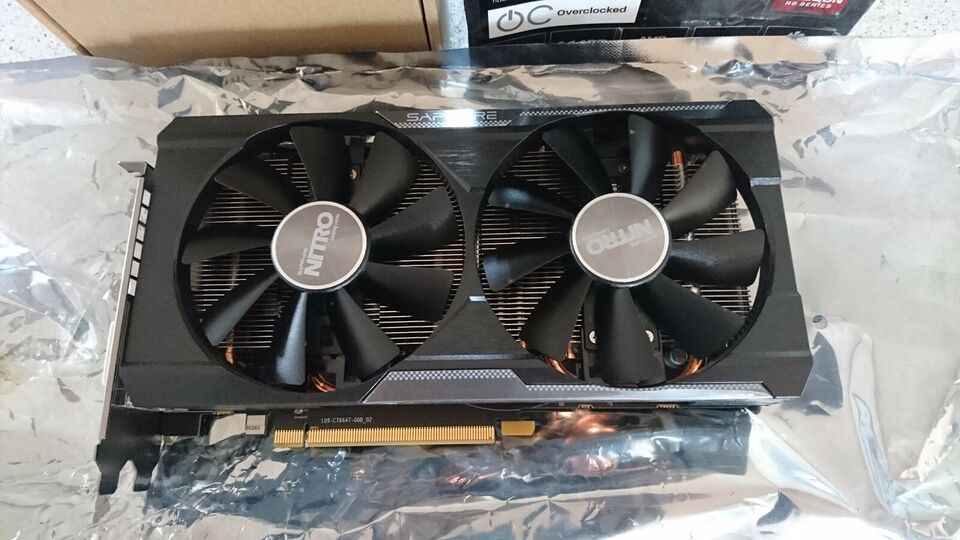 R9 380 Sapphire, 4 GB RAM, Perfekt