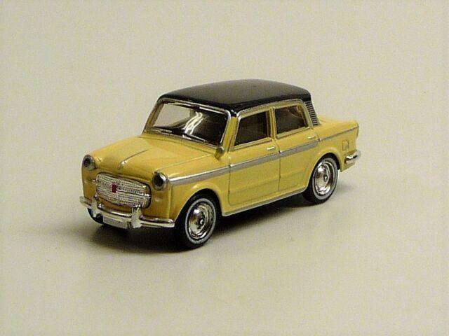 Fiat 1200 gran luce Brekina 22207//22208//22209 para la selección nuevo en OVP 1//87
