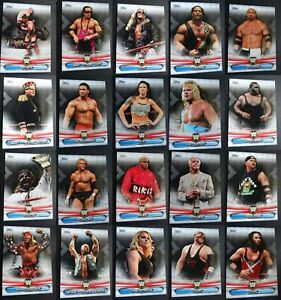 2019-Topps-WWE-Raw-Legends-of-Raw-Wrestling-Cards-Complete-Your-Set-You-Pick