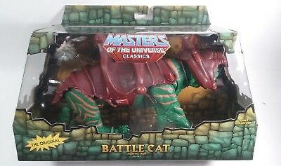 Masters Of The Universe Classics Battlecat Sealed Brand New MISB