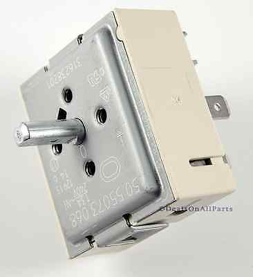 Electric Range Infinite Unit Switch for Electrolux 316238201 AP5325508 PS3504401