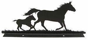 Mare-amp-Foal-Mailbox-Topper-Decor-Horse