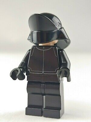 LEGO Star Wars First Order Crew Member Fleet Engineer Gunner Minifigure sw0671