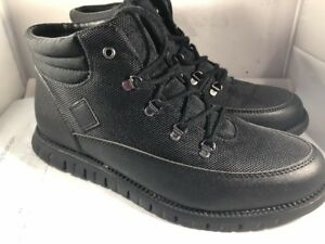 dfaf7eb1337 Details about Cole Haan Zerogrand Big Kid Size 6.5 Hiker Boot Lightweight  Black