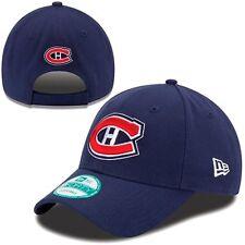 Montreal Canadiens NHL Hockey New Era Cap NEU One Size 9forty Klett Eishockey