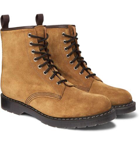 Solovair boots Mr Porter x Noah boots size 12D