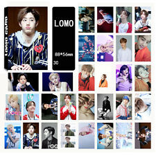 30pics set MARK TUAN LOMOCARDS KPOP CARD GOT7 FLY FLIGHT LOG