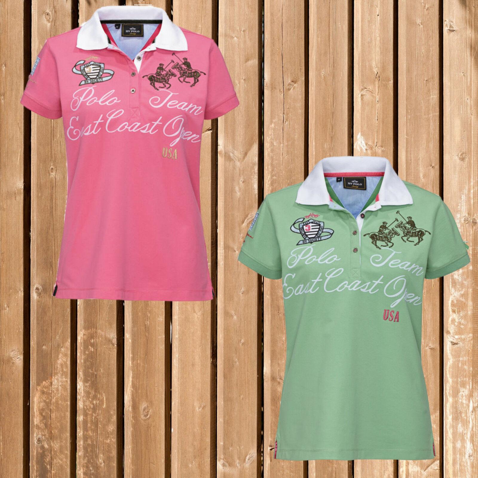 HV POLO SHIRT Halliday, HV Polo Short Sleeve T-Shirt, Polo Shirt Lady Shirt