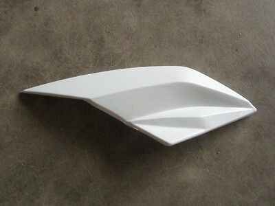 Right Front Upper fairing Cowl For KAWASAKI Z1000 2010-2013 2012 2011 Unpainted