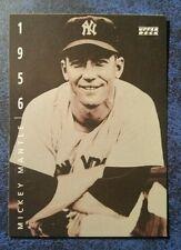 1994 UD Upper Deck MICKEY MANTLE Yankees American Epic (NM-MT) L@@K *FREE SHIP*