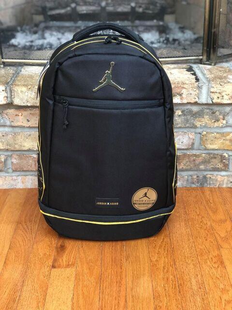e7b80aa9d080ea Nike Jordan Asahd X Jumpman Black Backpack Limited Edition for sale ...