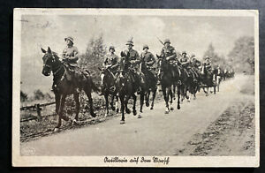 1940s Nuremberg Germany Real Picture Postcard Cover RPPC Our Army