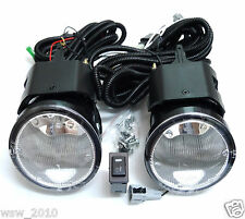 Fit 1998-2005 Nissan Frontier Navara D22 DX ST-R 4WD 2WD SPOT LIGHT FOG LAMP 99