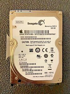 Mac-Catalina-Seagate-320GB-SATA-2-5-034-Hard-Drive-5400RPM-ST9320325ASG-HD-Apple-OS