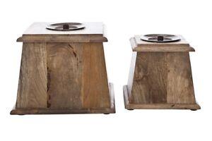 Lampade Ad Olio Per Esterni : Lampade ad olio in legno mango massello da interno ed esterno nuova