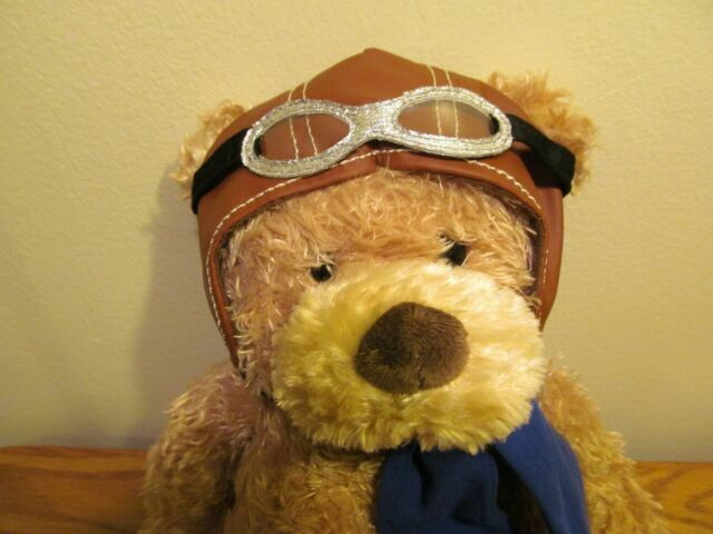 Triumph Motorcycle Henry the Teddy Bear