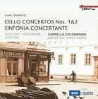 Stamitz: Cello Concertos Nos. 1 & 2; Sinfonia Concertante (CD, Aug-2009, Phoenix Edition)