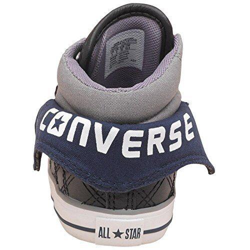 Leather Scarpe ginnastica da Boots Converse Star Infant All Kids imbottite Black 0XnFwFqxt6