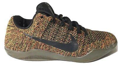 Nike Kobe 11 ALT Tumbled Grey Multi