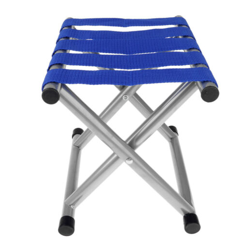 Folding Camping Stool Portable Chair for Travel Fishing Hiking Garden Beach