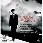 Russian Moments: Rachmaninoff, Prokofiev, Kapustin (2014)