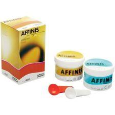 Dental Putty Affinis Addition Silicon Coltene Rubber Base Complete Kit Dental