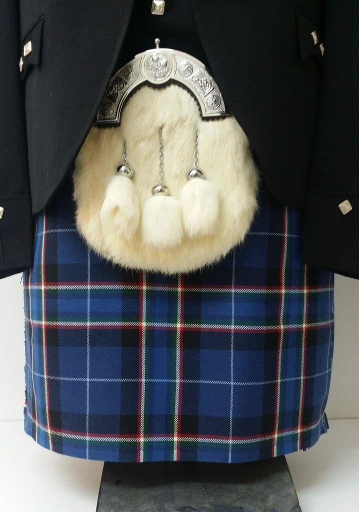 Scottish Italian 8 Yard 100%wool 16oz kilt made by GLENISLA kiltmakers only