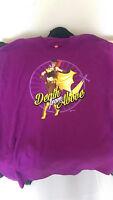 Dc Bombshells Batgirl Death From Above Adult Licensed T-shirt Large Size