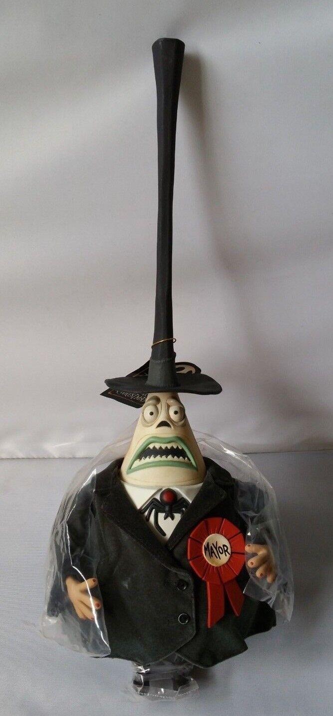 Nightmare before christmas bürgermeister halloween - stadt n-052 jun tim burton ist nbc - 2002