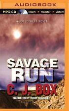 Joe Pickett: Savage Run 2 by C. J. Box (2015, MP3 CD, Unabridged)