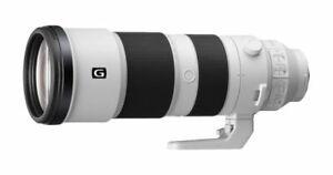 Sony G Master FE 200-600mm f/5.6-6.3 G OSS Telephoto Lens