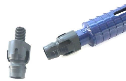 "5 pk Core Drill Bit Adapter Convert Hilti BI Chuck to 5//8""-11 Male Thread 6 Slot"