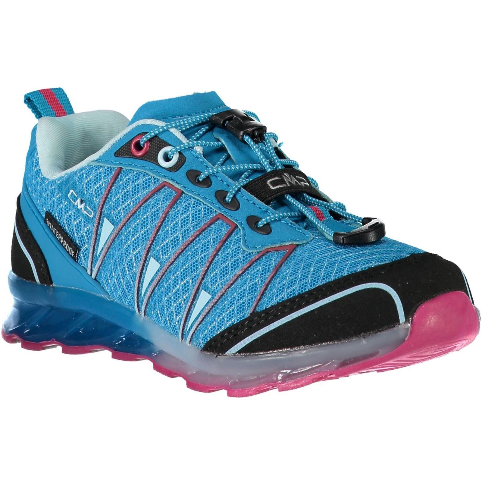 CMP running shoes sport  ldren altak trail wp  waterproof blue  just buy it