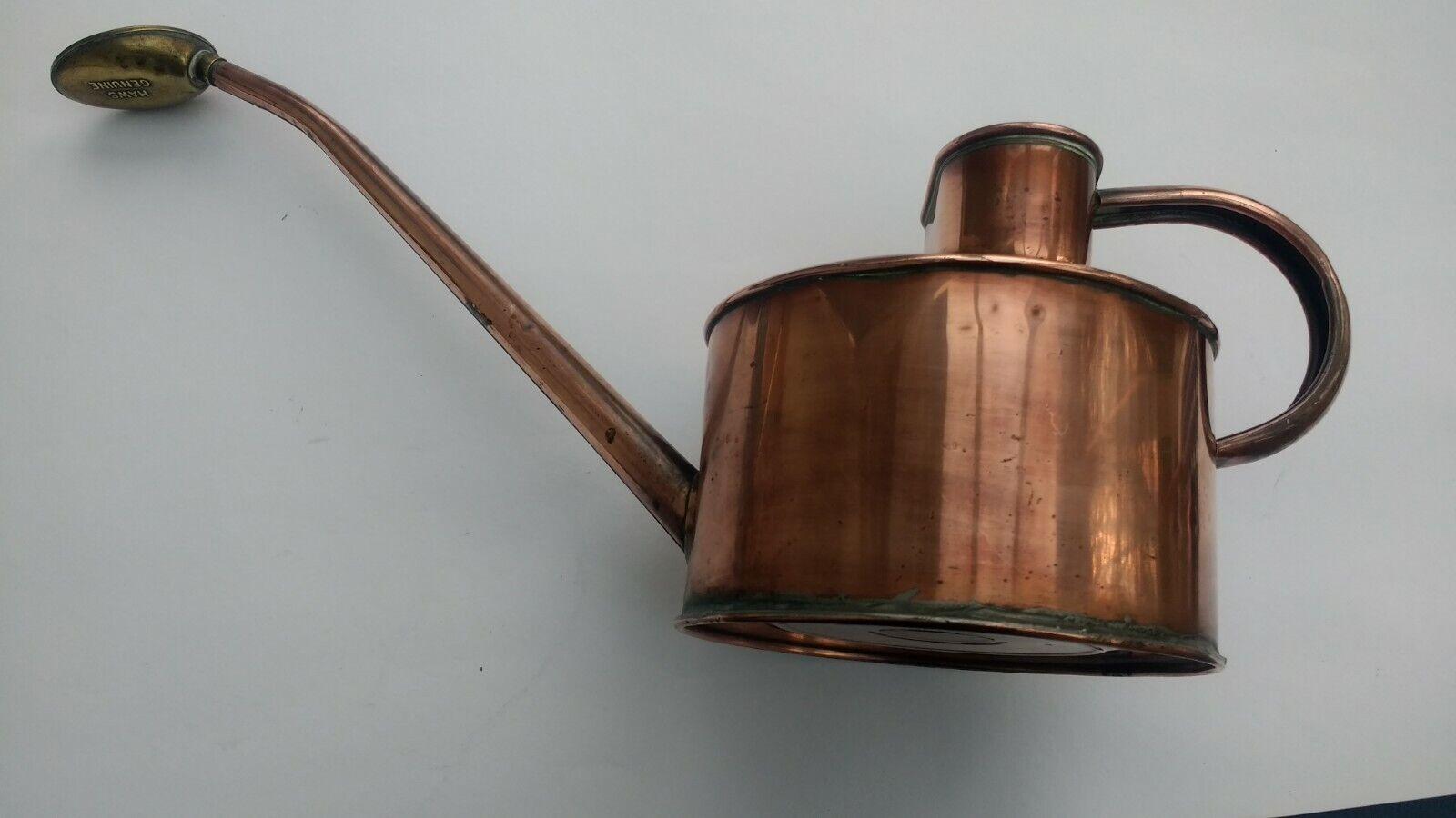 Vintage Haws Indoor Watering Can