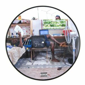 Blood-Orange-ANGEL-039-S-PULSE-887828046072-MP3s-DOMINO-New-Vinyl-Picture-Disc-LP