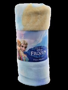 Disney Frozen Gorgeous /& Graceful Fleece Blanket