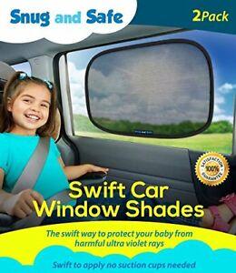 2 Pack Car Sun Shade set