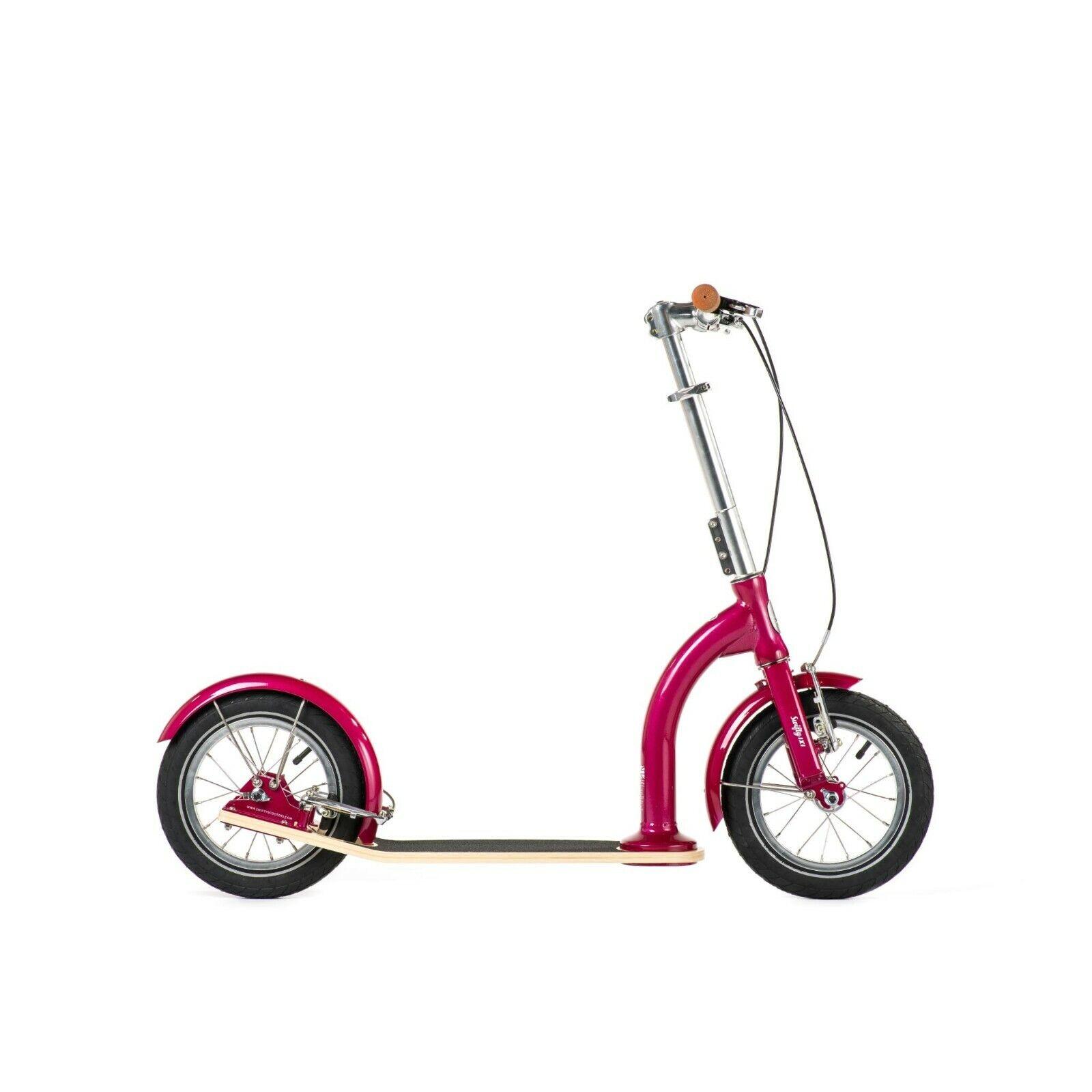 Premium Triciclo Bambini Scooter 712 YO   swiftyixi   Swifty SCOOTER   Lampone