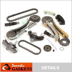 97-10-Ford-Explorer-Mercury-Mazda-4-0L-SOHC-Engine-Timing-Chain-Gear-Kit-VIN-E-K
