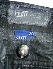 CECIL 30 TORONTO 32INCH 38 W30/L32 STRETCH classic w.NEU
