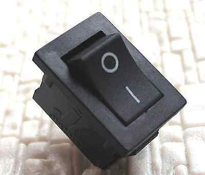 3 pcs On / Off Mini Rocker Switches Quality size: 15mmX10mm KCD11  S