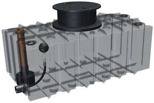 Regensammler-Flachtank-Retention-1950-Liter-Flachtank-Zisterne