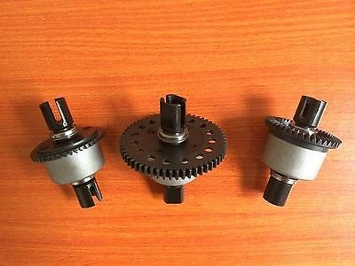 - center und hintere differential fr 1 1 1   5 5ive-t rovan hpi losi 0fcabf