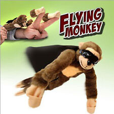 Fantastic Favorite Funny Flying Monkey Screaming Flying Slingshot Plush Toy Gift