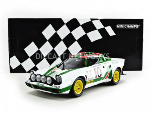 MINICHAMPS LANCIA STRATOS WINNER RALLY MONTE CARLO 1976-155761710 1//18