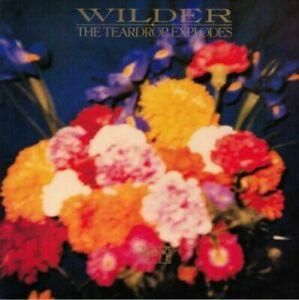 TEARDROP-EXPLODES-THE-Wilder-reissue-Vinyl-heavyweight-vinyl-LP
