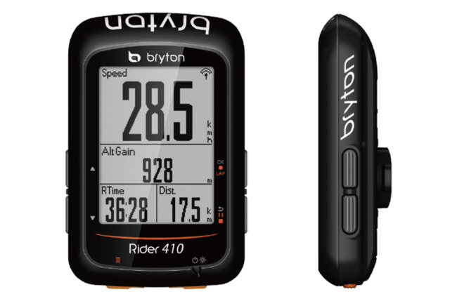 Bryton GPS Bicycle Computer//Speedometer Rider 530T Bundle Cadence//Heartrate NEW