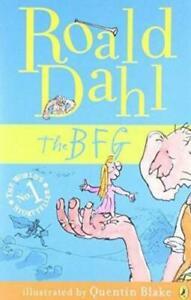 The-BFG-by-Dahl-Roald-Book
