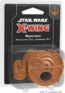 Star Wars: X-Wing: 2nd Edition - Resistance Maneuver Dial Upgrad [New ] Board